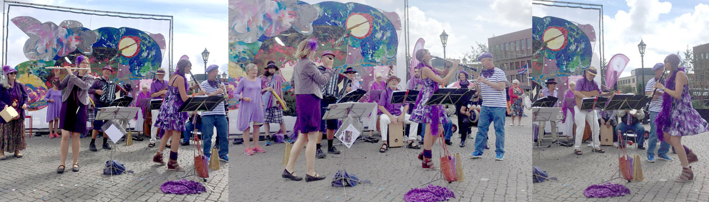 Internationella Gatuteaterfestivalen i Halmstad