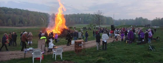 Valborgsmässoafton 2019